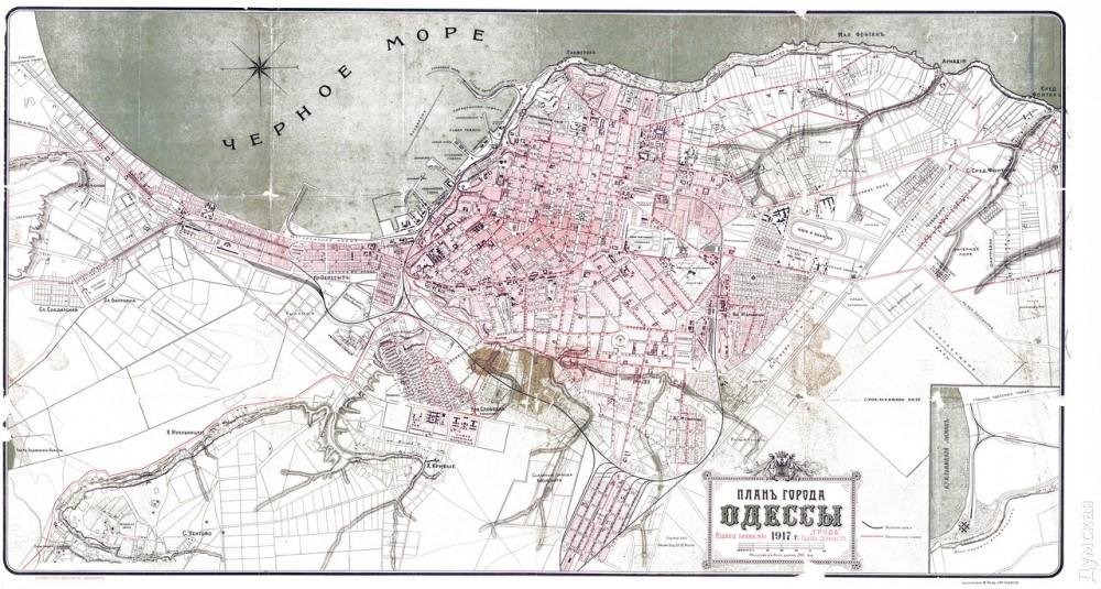 Одесса-1917: четырехвластие, разгул бандитизма и расцвет культуры , фото-6