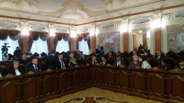 Сегодня судьи нового Верховного Суда приняли присягу, фото-2