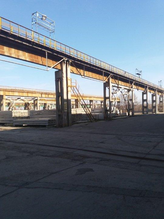 Ильичевский завод железобетонных конструкций выставили на продажу, фото-1