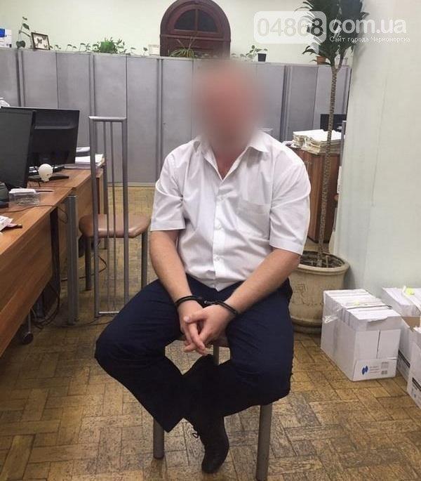 Прокурор из Черноморска займёт место на скамье подсудимых, фото-1