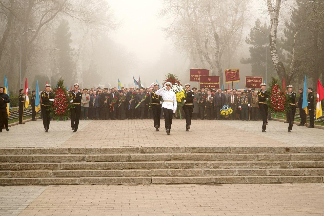 Одесса отмечает 74-годовщину освобождения от фашистских захватчиков, фото-1