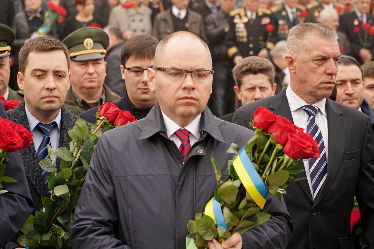 Одесса отмечает 74-годовщину освобождения от фашистских захватчиков, фото-4
