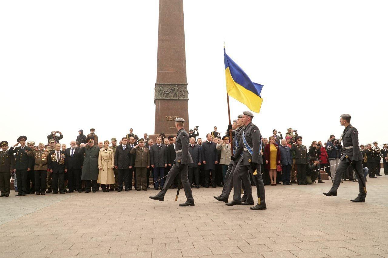 Одесса отмечает 74-годовщину освобождения от фашистских захватчиков, фото-2