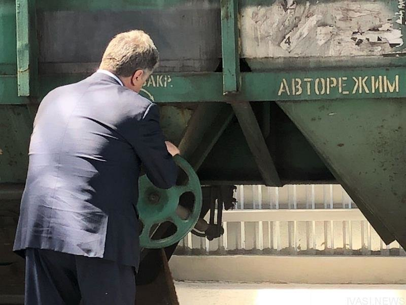Подробности визита Петра Порошенко в Одесскую область, фото-2