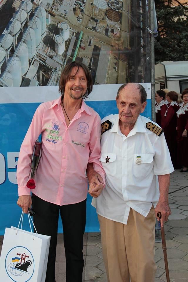 Празднование шестидесятилетия Морского порта Черноморска. Впечатления и особенности., фото-7