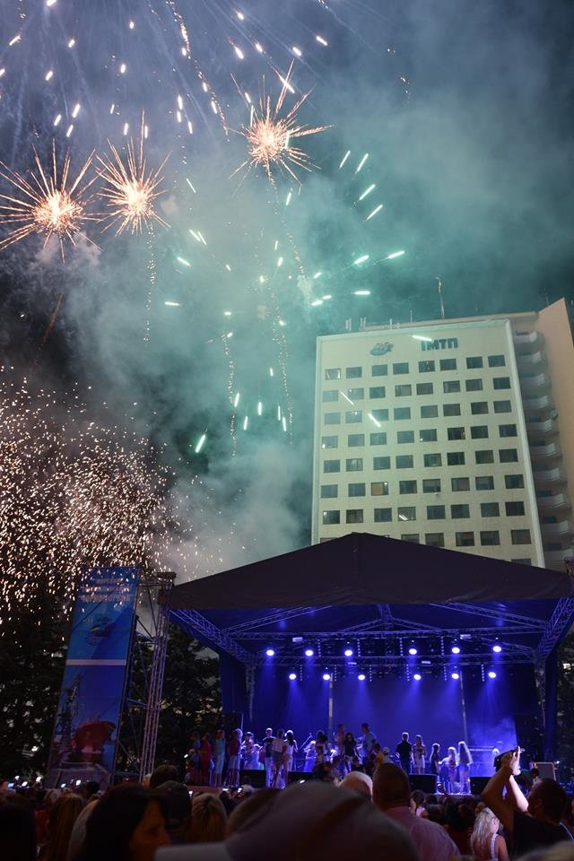 Празднование шестидесятилетия Морского порта Черноморска. Впечатления и особенности., фото-9