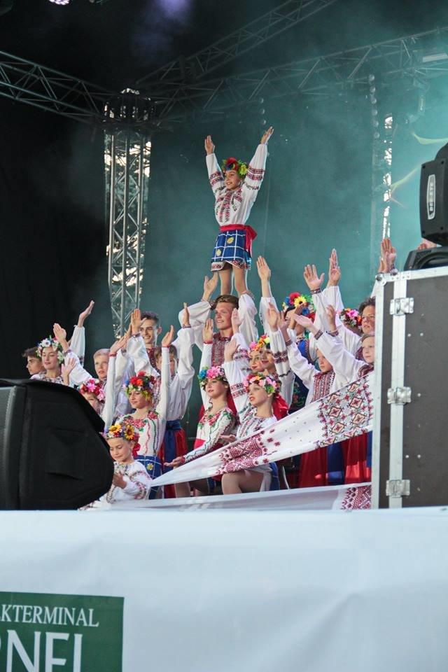 Празднование шестидесятилетия Морского порта Черноморска. Впечатления и особенности., фото-10