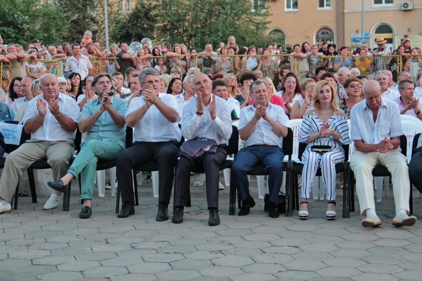 Празднование шестидесятилетия Морского порта Черноморска. Впечатления и особенности., фото-23