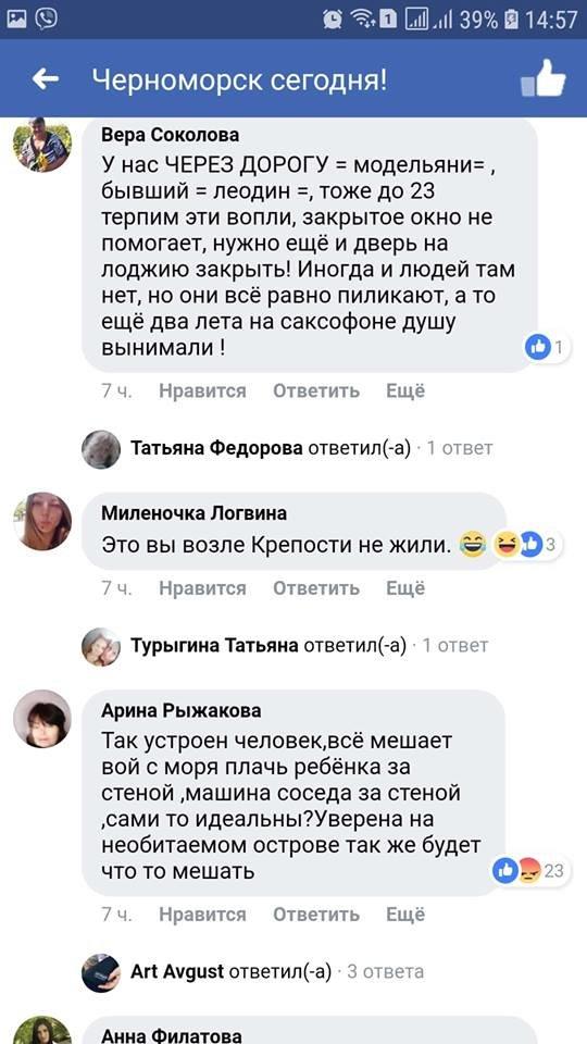 Акустический терроризм в Черноморске может быть остановлен, фото-2