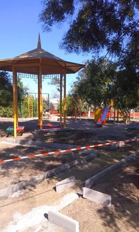 Детские площадки Черноморска станут лучше и безопаснее, фото-3