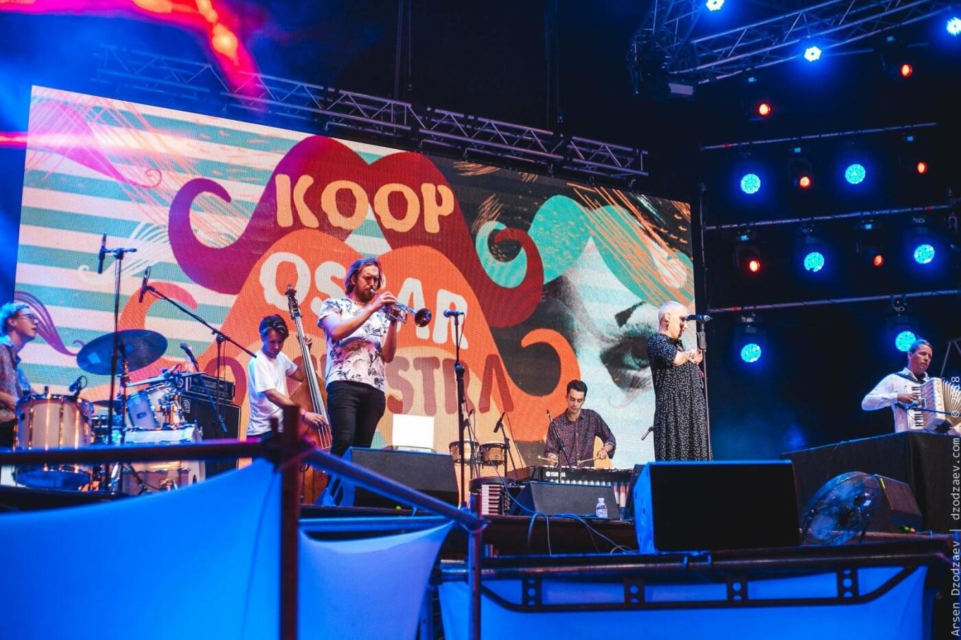 Музыканты из Швеции и Великобритании отметились в третий день Koktebel Jazz Festival в Черноморске, фото-1