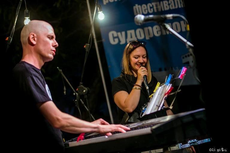 Гитара, пыльный ветер, фламенко и блюз: Jazz & Blues Café на «Коктебель джазе» в Черноморске, фото-4