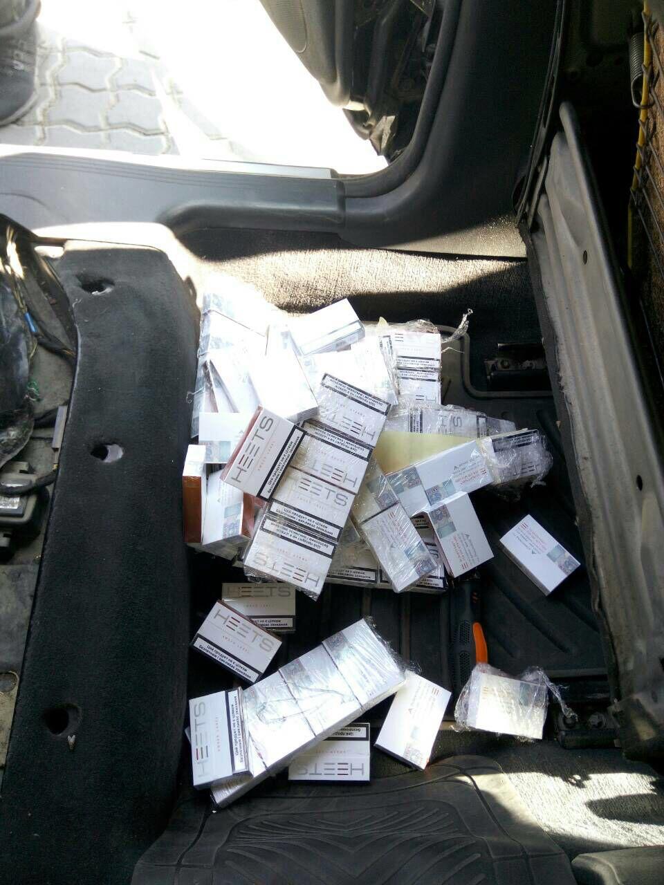 В Черноморском порту обнаружили 840 капсул для электронных сигарет, фото-2