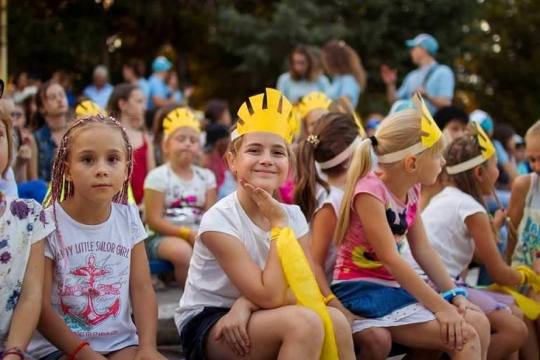 За летний сезон в ОК «Альбатрос» оздоровились более тысячи детей из Черноморска и других городов Украины, фото-4
