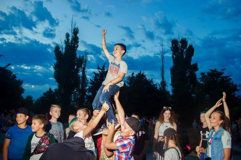 За летний сезон в ОК «Альбатрос» оздоровились более тысячи детей из Черноморска и других городов Украины, фото-7