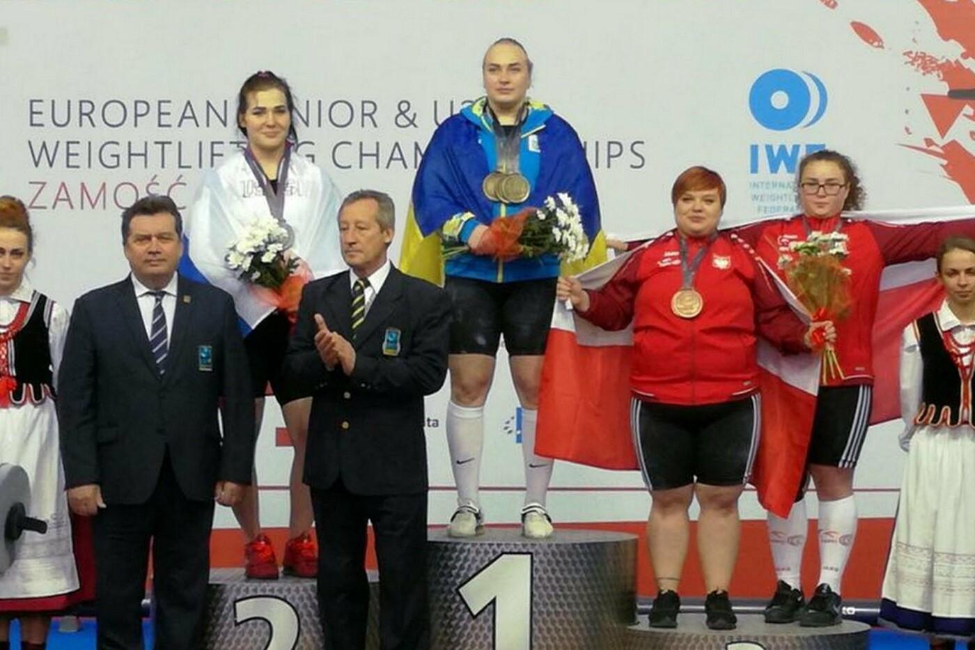 С Чемпионата Европы – на Чемпионат мира: победный путь черноморской тяжелоатлетки Анастасии Лысенко, фото-3