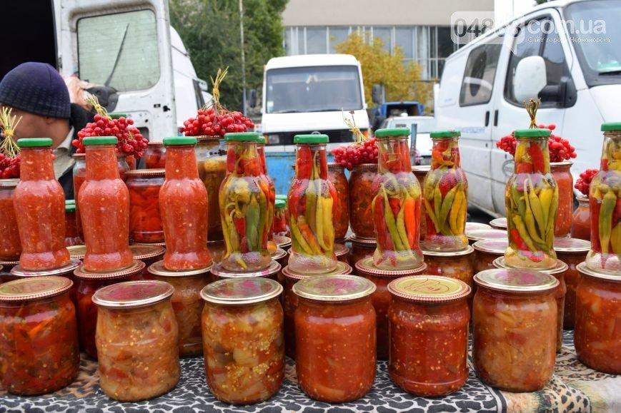Завтра в Черноморске откроется очередная осенняя ярмарка, фото-6