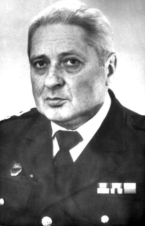 Мемориальные доски Черноморска: Борис Никитич Грабовой, фото-1