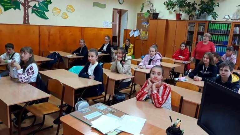 В Черноморске прошёл творческий конкурс, посвящённый великому Кобзарю, фото-4