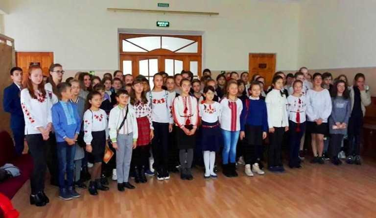 В Черноморске прошёл творческий конкурс, посвящённый великому Кобзарю, фото-5