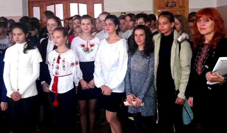 В Черноморске прошёл творческий конкурс, посвящённый великому Кобзарю, фото-6