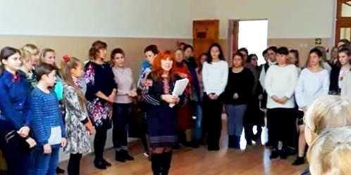 В Черноморске прошёл творческий конкурс, посвящённый великому Кобзарю, фото-1