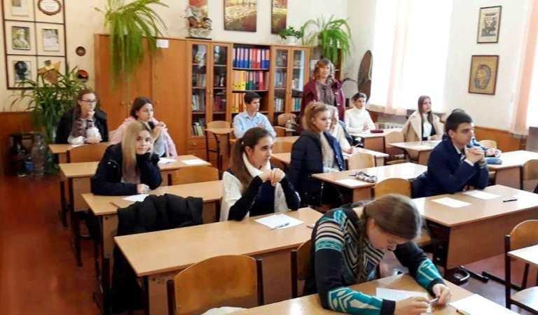 В Черноморске прошёл творческий конкурс, посвящённый великому Кобзарю, фото-7