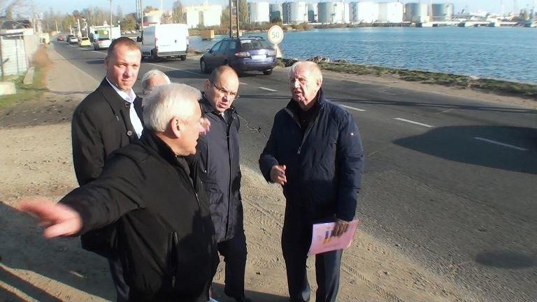 Черноморск с рабочим визитом посетил губернатор области Максим Степанов, фото-1
