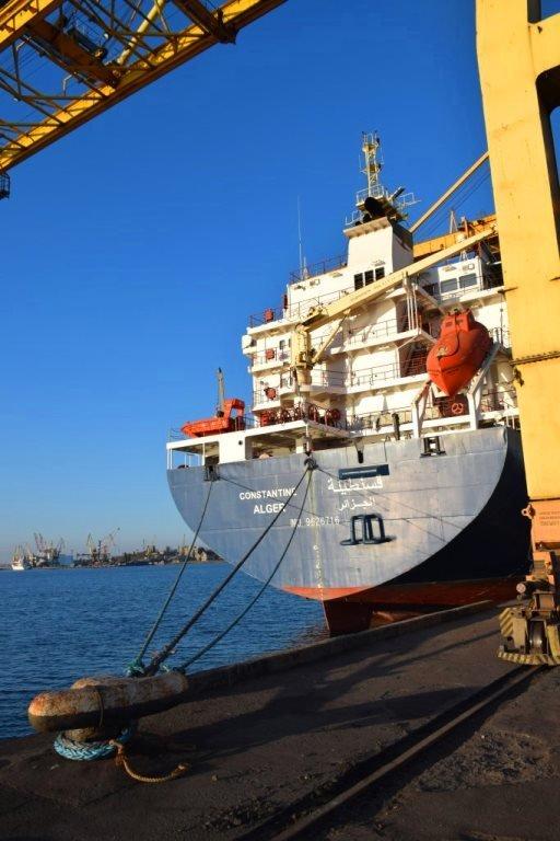 В МТП «Черноморск» разгрузили 2 судна с современным буровым оборудованием, фото-2
