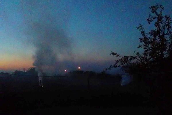 Черноморские спасатели проводят рейды против сжигания опавших листьев, фото-1