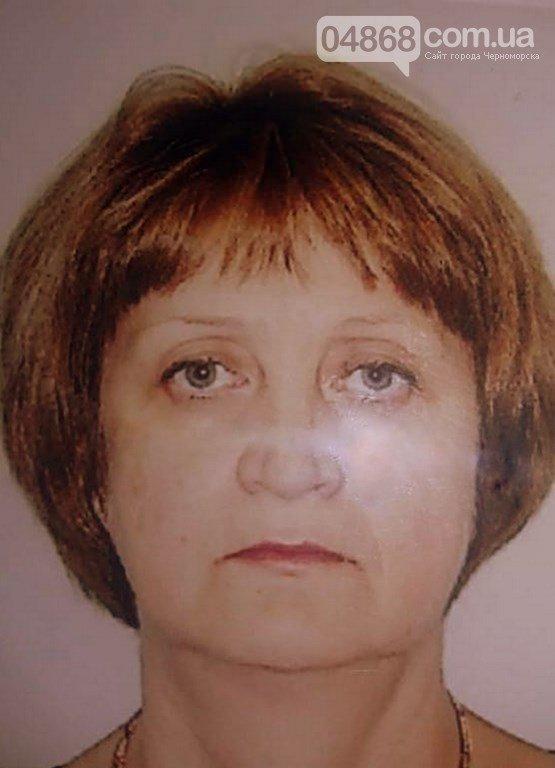 Пропавшую женщину из Черноморска волонтёры нашли в Лиманском , фото-1