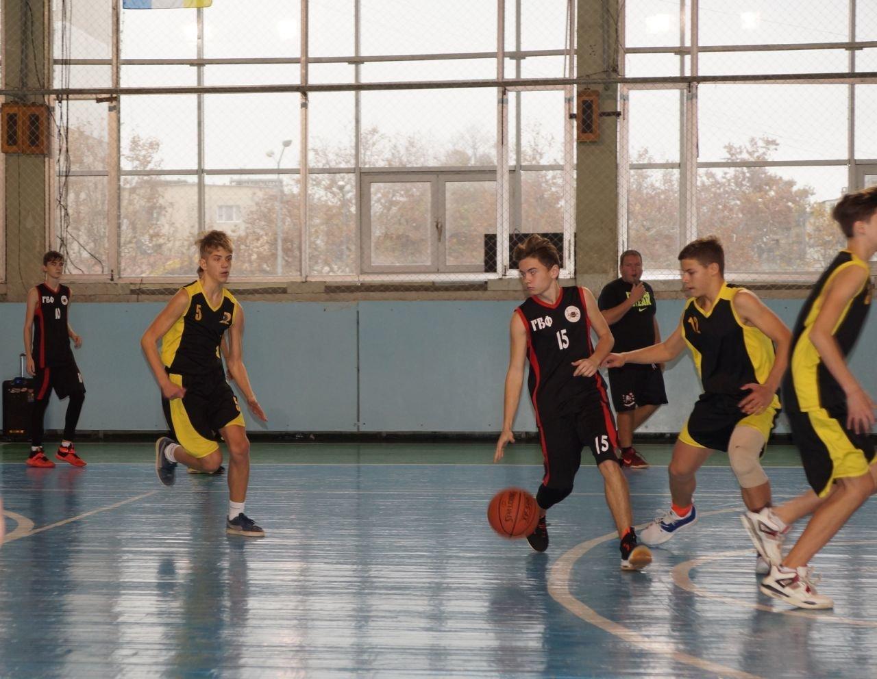 Две игры – две победы юных баскетболистов Черноморска, фото-2