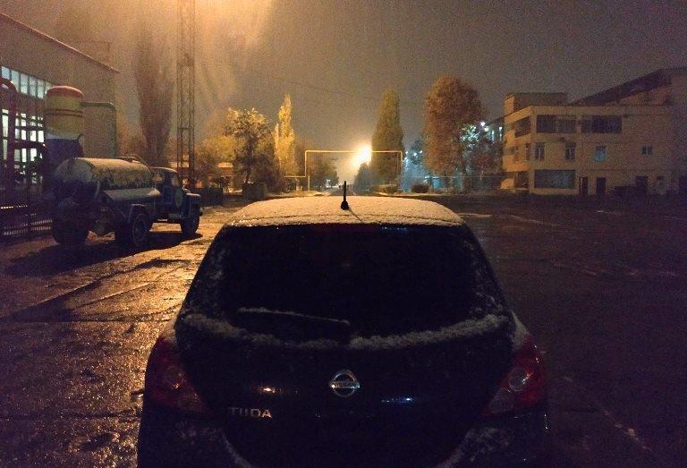 С первым снегом, Черноморск!, фото-19