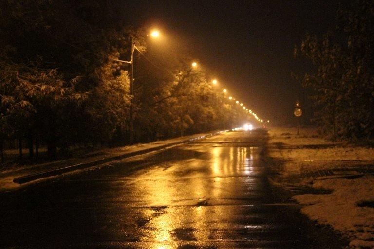 С первым снегом, Черноморск!, фото-21