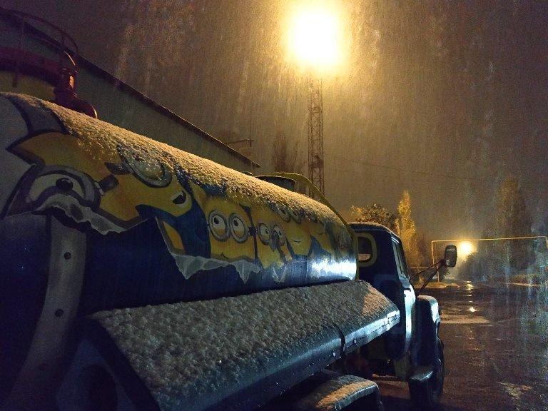 С первым снегом, Черноморск!, фото-24