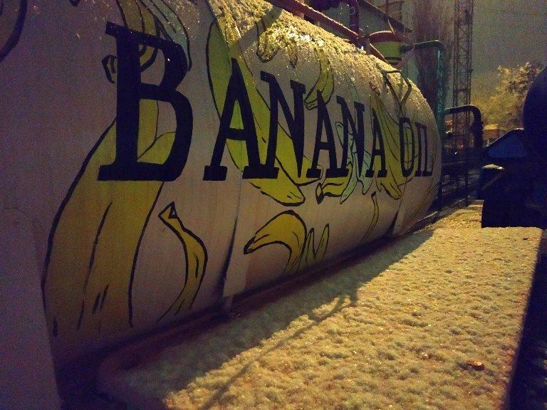 С первым снегом, Черноморск!, фото-5