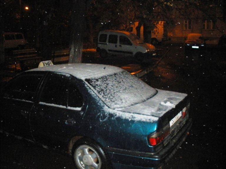 С первым снегом, Черноморск!, фото-12