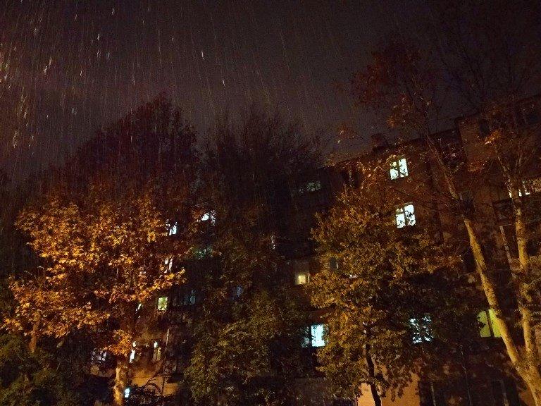 С первым снегом, Черноморск!, фото-10