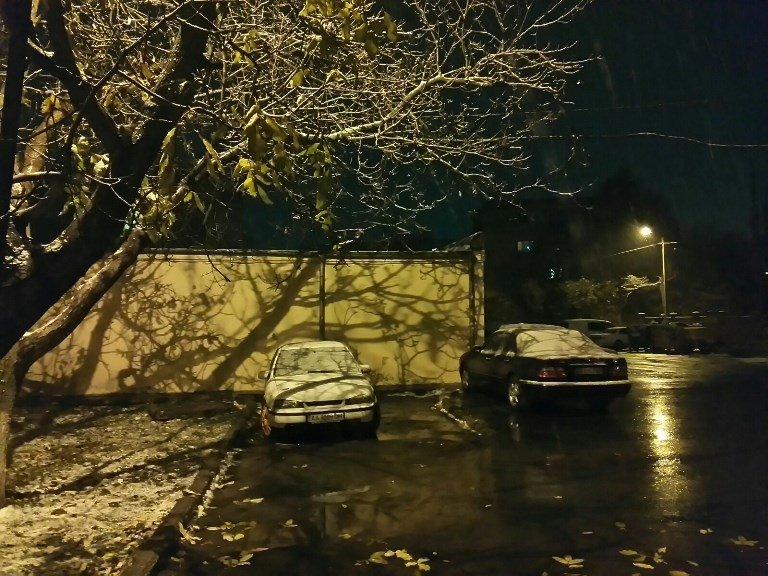 С первым снегом, Черноморск!, фото-37
