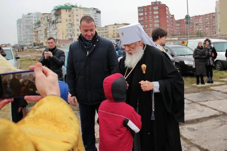 Над Черноморском засияли купола нового храма, фото-5