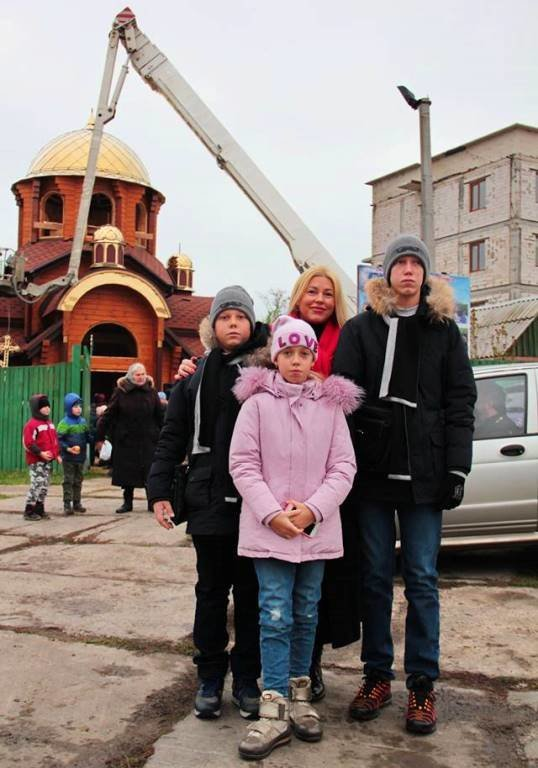 Над Черноморском засияли купола нового храма, фото-8
