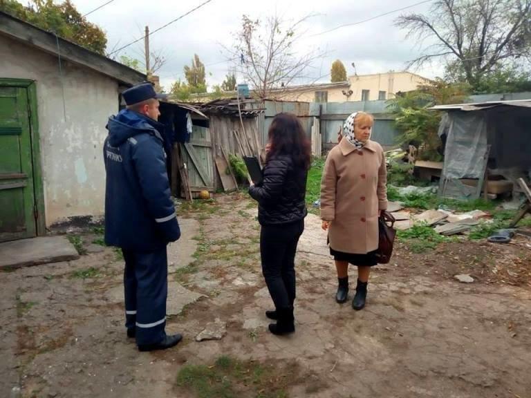 «Сохраняя жизни»: черноморские спасатели провели профилактический рейд в Малодолинском , фото-3