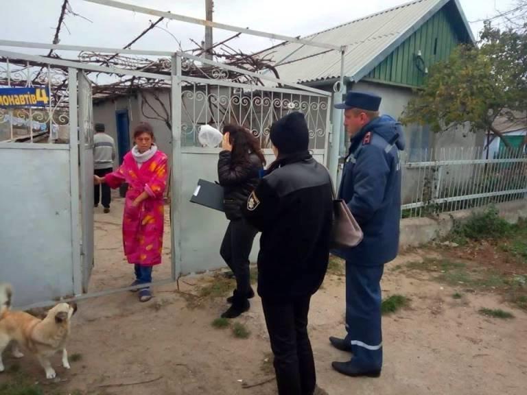 «Сохраняя жизни»: черноморские спасатели провели профилактический рейд в Малодолинском , фото-2