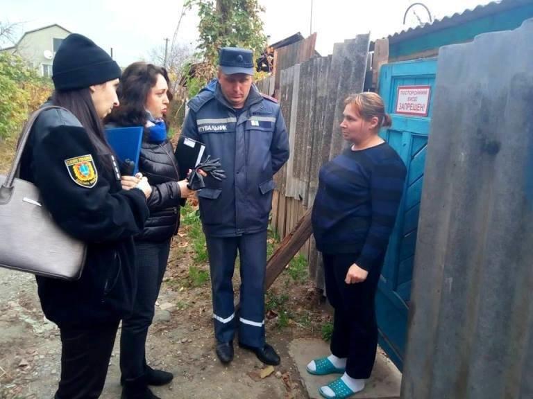 «Сохраняя жизни»: черноморские спасатели провели профилактический рейд в Малодолинском , фото-4