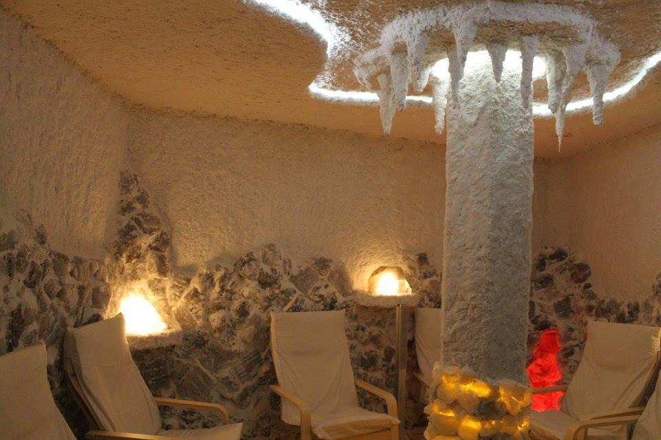 Соляная комната в Черноморске как эффективная профилактика ОРВИ , фото-1