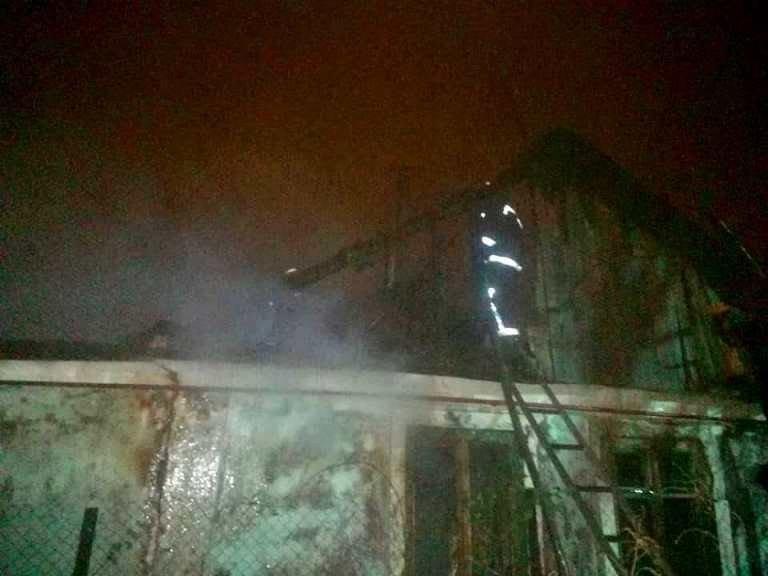 В пожаре под Черноморском погибла 77-летняя женщина, фото-3