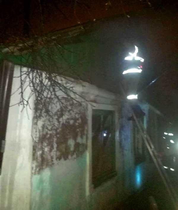 В пожаре под Черноморском погибла 77-летняя женщина, фото-4