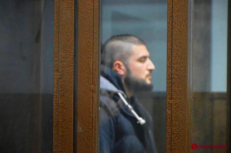 В Черноморске судили жестокого убийцу , фото-1