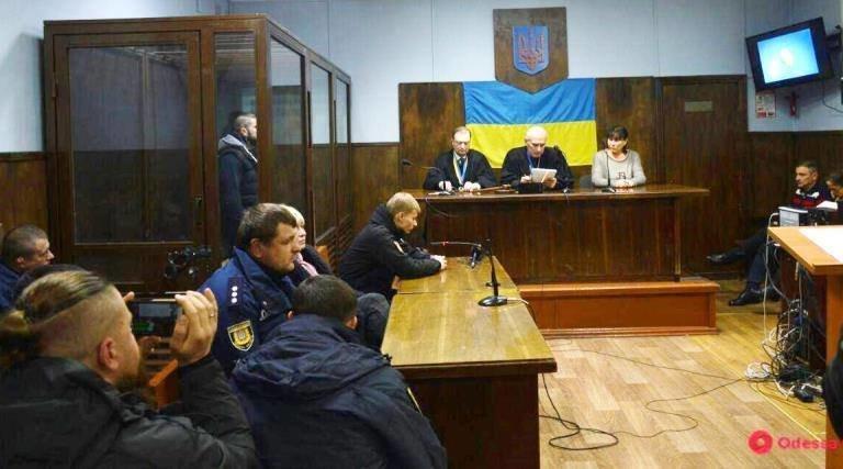 В Черноморске судили жестокого убийцу , фото-2