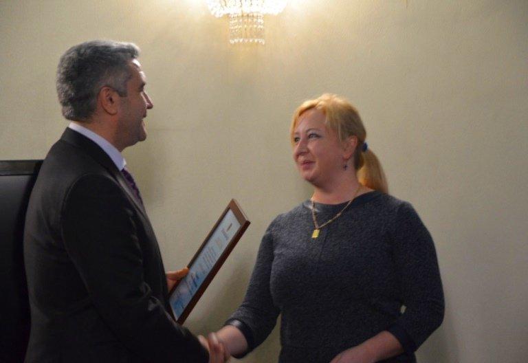 Двум молодым черноморцам вручена Премия областного совета, фото-8